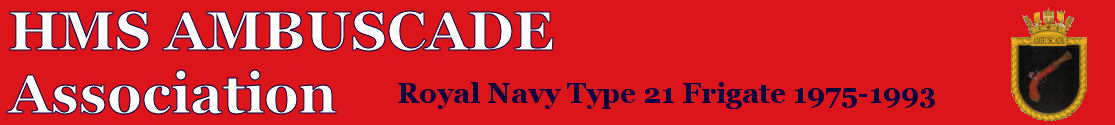 © HMS AMBUSCADE ASSOCIATION