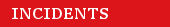 Significant incidents