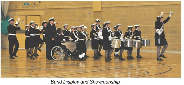 Band Showmanship