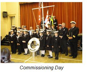 Commissioning day
